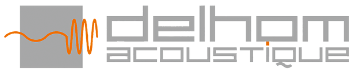 logo DELHOM Acoustique
