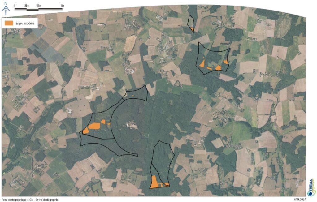 THEMA - Carte des enjeux habitats