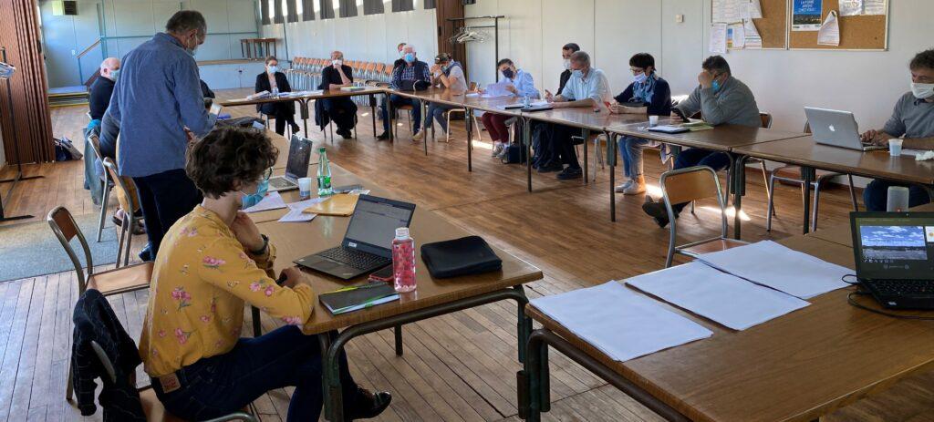 Comité Territorial de la Concertation - Séance 2